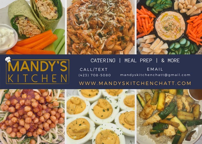Mandys kitchen flyer